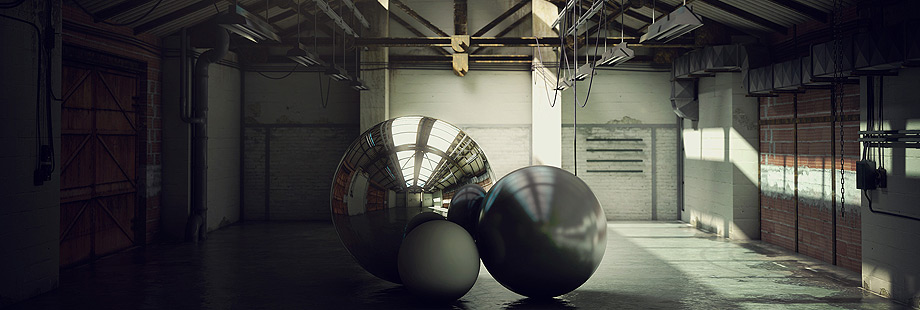 Spheres Warehouse